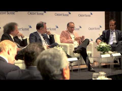 Credit Suisse Entrepreneurs Forum 2013 - Sydney