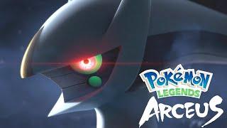 Pokémon Legends Arceus Reveal Trailer Nintendo Switch 2021 HD