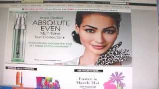 "Ordering Avon Online - ""Personal Delivery"" Thumbnail"