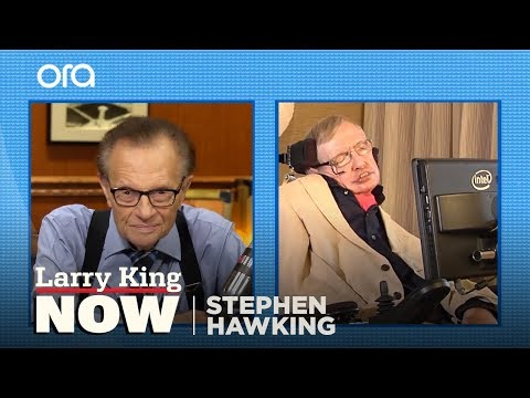 Larry King's Exclusive Conversation with Stephen Hawking