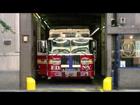 FDNY - Rescue 1 - Responding To 10-75 Box 0617 - 8/13/12