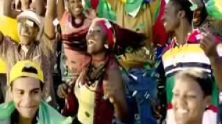 FIFA World Cup 2010 official theme song (HD) Wavin' Flag- K'naan.