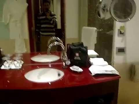 ITC Maurya, New Delhi, Executive Room Demo