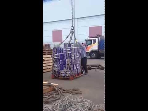 Unloading / Ship - Cargo berth