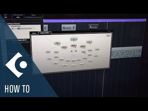 The Chord Track and Chord Pads | Getting Started with Cubase Elements 10