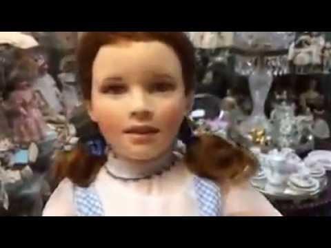 Judy Garland Dorothy Doll Unboxing R. John Wright Dolls