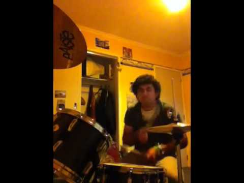Wild Young And Free Drum Cover