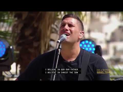 Hillsong United This I Believe The Creed Live from the Steps on the Temple Mount