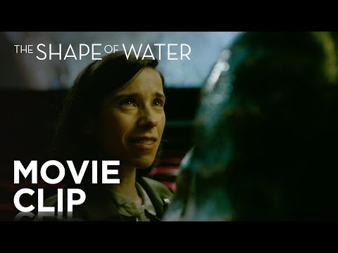 "THE SHAPE OF WATER | ""Theater"" Clip 