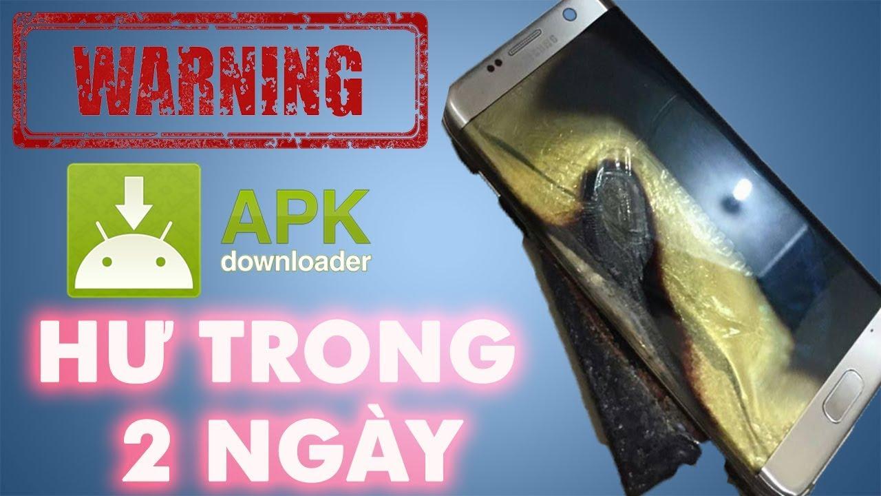 ⛔Ngưng ngay việc cài đặt file APK đi! điện thoại của bạn sẽ CHẾT chỉ trong 2 ngày – BChannel