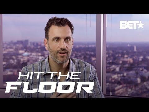 Here's Your Exclusive Pass Into The Sexy 'Hit The Floor' Writer's Room  Hit The Floor