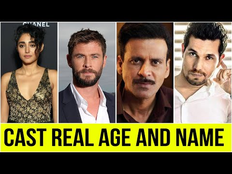 Extraction Cast Real Age And Name 2020 Chris Hemsworth Randeep Hooda Manoj Bajpai Youtube