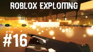 Roblox Explotando #16 - Fuerzas Fantasma Pt. 2