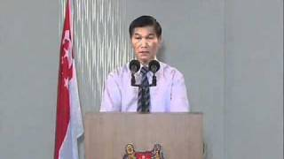 Singapore General Election 2011 - Returning Officer Yam Ah Mee♥