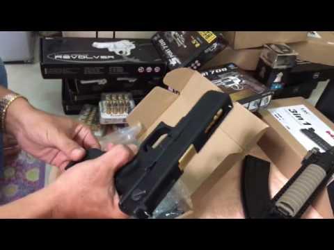 Glock 18c VFC ver CIA airsoft gun Việt Nam