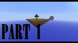 Repeat youtube video MINECRAFT เอาชีวิตรอดในเกราะลอยฟ้า #1