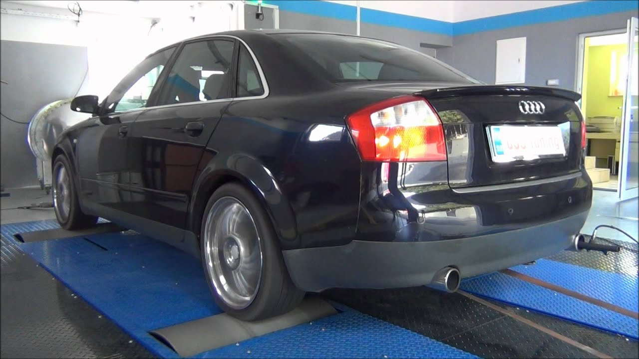 CSS Performance Audi A4 1 8T 150 HP