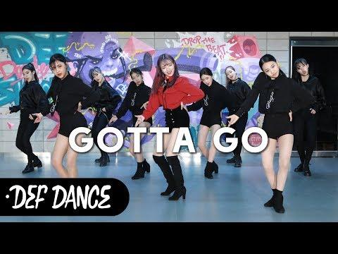 Chung Ha (청하) - Gotta go (벌써 12시) 댄스학원 No.1 KPOP DANCE COVER / 데프수강생 월말평가 가수오디션 defdance