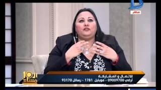 العاشرة مساء|حنان فكرى تكشف حقيقة الازمة بين نقابة الصحفيين ووزير الداخلية