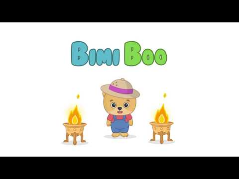 Adventure For Kids By Bimi Boo - App Review For IPad/iPhone/Android