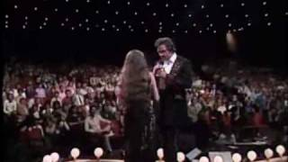 Johnny Cash & June Carter Cash - If I Were A Carpenter [1979]