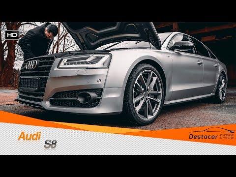 Audi S8 СТОИМОСТЬЮ 196.000 ЕВРО!! /// КОМФОРТ и ДРАЙВ в одном АВТО!!