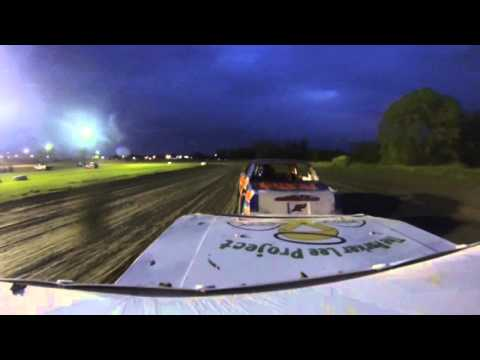 85 Speedway Factory Stock Heat Race 4/16/16