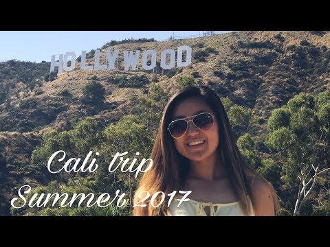 California Summer 2017 part 1