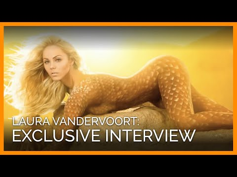 Laura Vandervoort's Exclusive