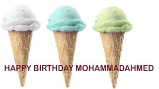 MohammadAhmed   Ice Cream & Helado