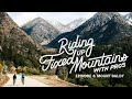 Riding Fixed, Up Mountains, With Pros. - Ep. 8 Mt. Baldy w/ Justin Williams