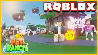 A NEW EGG! Roblox Pet Ranch Simulator