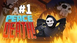 Хардкорная инди ● Peace, Death #1