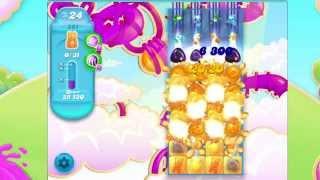 Candy Crush Soda Saga Level 361 No Booster PURPLE CANDY!