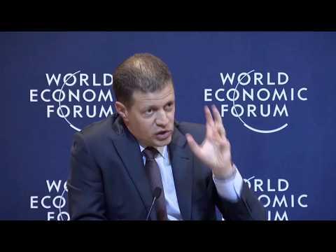 Majid Jafar Crescent Petroleum CEO Co-Chairs WEF MENA Summit 2017