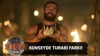 Turabi yine farkını ortaya koydu!   22. Bölüm   Survivor 2018