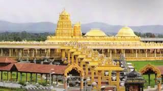 गजब ! भारत के इस मंदिर में लगा है 1500 किलो सोना