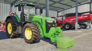 POTWÓR nie Traktor ! Uprawa pod QQ na Dwa Zestawy |Gospodarka Miki'ego #11 MP FS19
