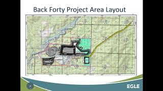 June 17, 2019 - Aquila Back Forty Permit Applications Public Information Meeting