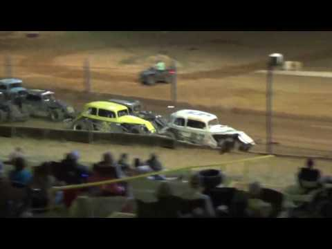 10/8/2016 SVRA Championship Feature at Southern Raceway