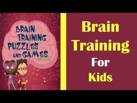 Brain Training For Kids - Brain Training Games