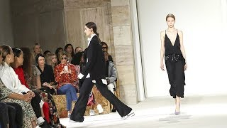 Victoria Beckham | Spring Summer 2018 Full Fashion Show | Exclusive