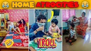 Home Atrocities - Troll | Tik Tok | FUNNY TIK TOK VIDEO | Tea Kadhai | Epic - 2