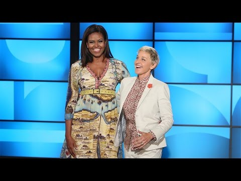 First Lady Michelle Obama Co-Hosts with...