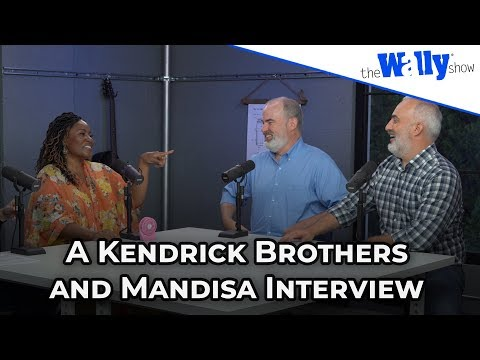 """The Kendrick Brothers, Mandisa, And All Things """"Overcomer"""" 