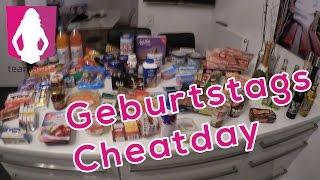 Geburtstags Cheatday! - Alina privat | www.size-zero.de