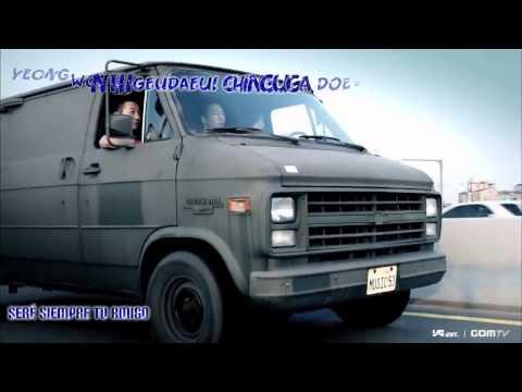 BigBang ft No Brain Oh My Friend (sub español+karaoke HD)