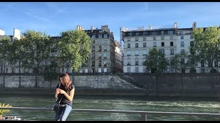 Join Me for a Bike Ride on Paris' Riverside Promenades