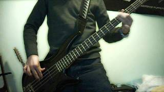♫Purple Haze♫ - Jimi Hendrix Bass Cover HD