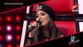 The Voice | Harshdeep Singing